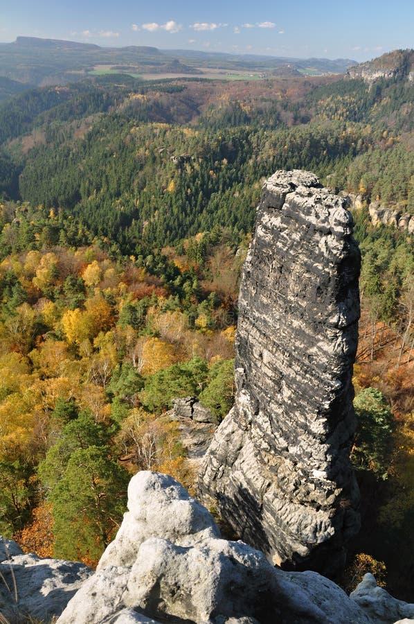 Rocce in Ceco Svizzera fotografie stock libere da diritti