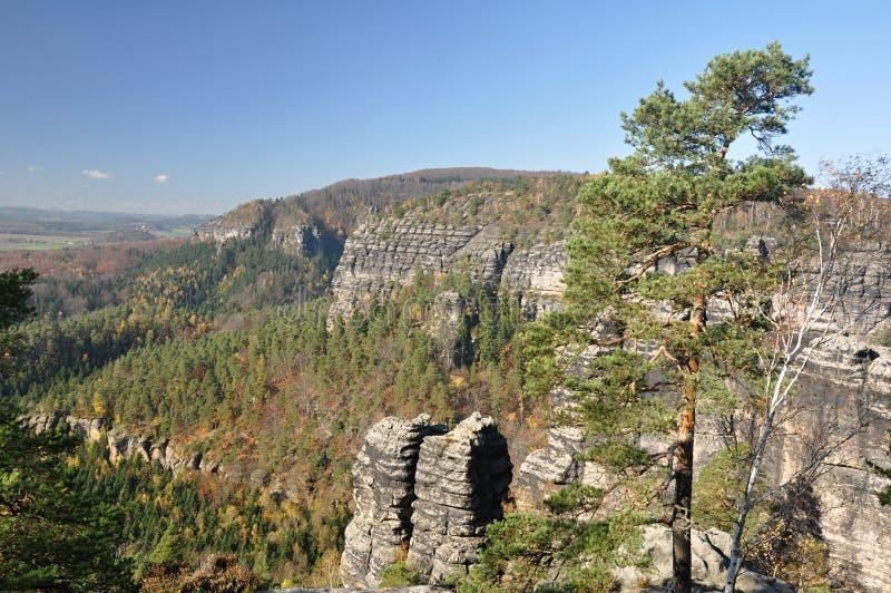 Rocce in Ceco Svizzera fotografia stock libera da diritti