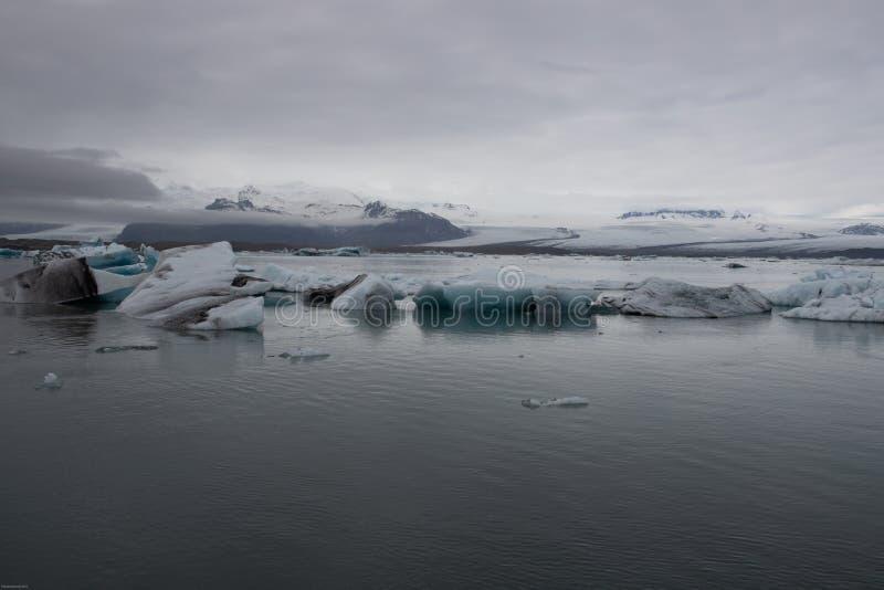 rocce del ghiaccio immagine stock libera da diritti