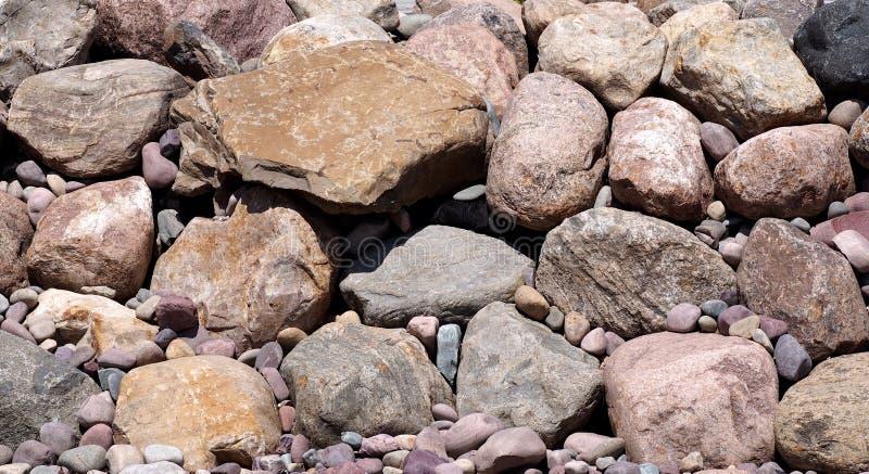 Roccia colorata fondo fotografia stock libera da diritti