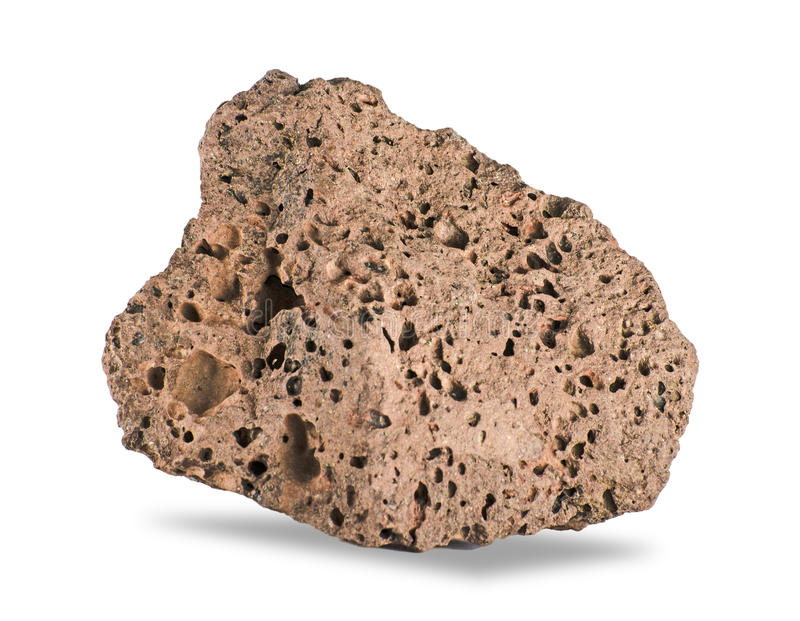 Roccia del basalto fotografia stock