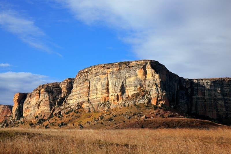 Roccia dell'arenaria fotografia stock libera da diritti