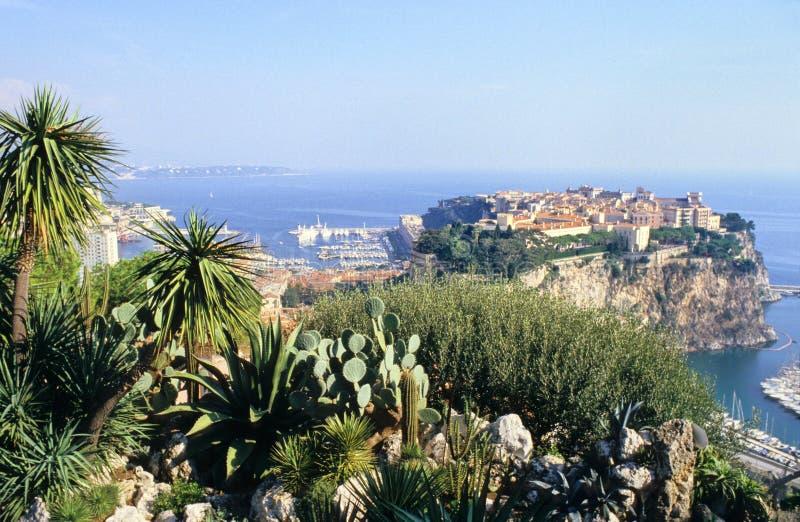 Roccia della Monaco fotografie stock libere da diritti