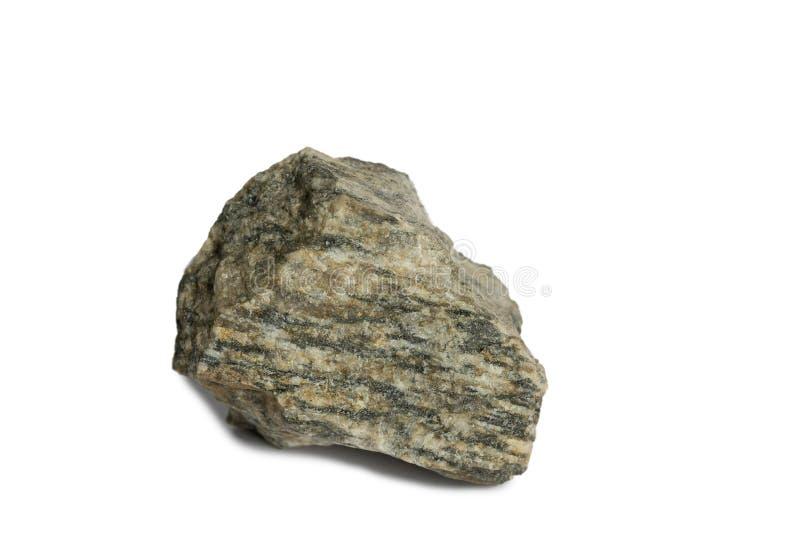 Roccia dello gneiss fotografie stock libere da diritti