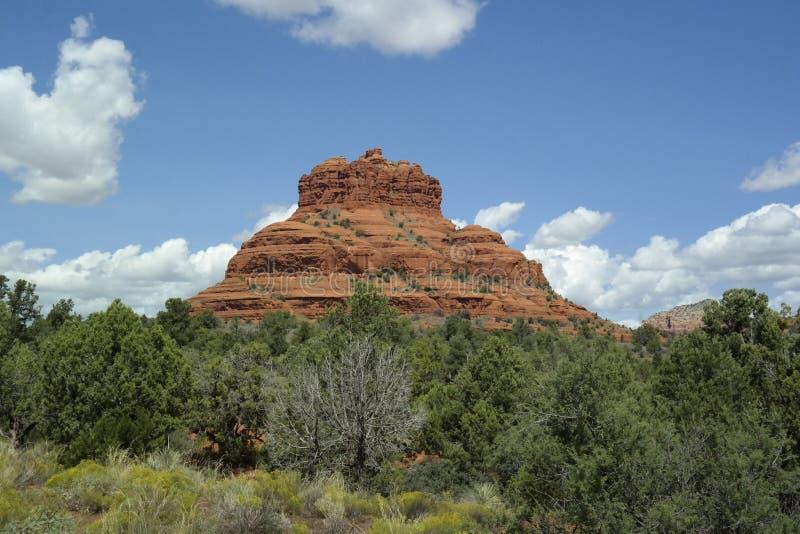 Roccia di Bell fotografie stock