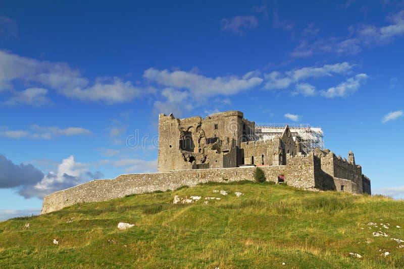 Roccia di Cashel in Co. Tipperary immagine stock