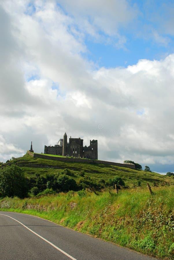 Roccia di Cashel Contea di Tipperary, Irlanda immagine stock libera da diritti