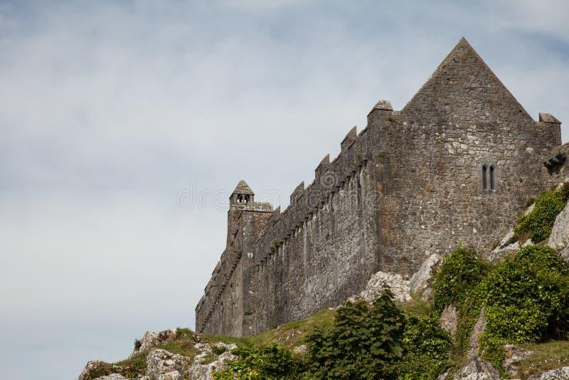 Roccia di Cashel, Irlanda immagine stock