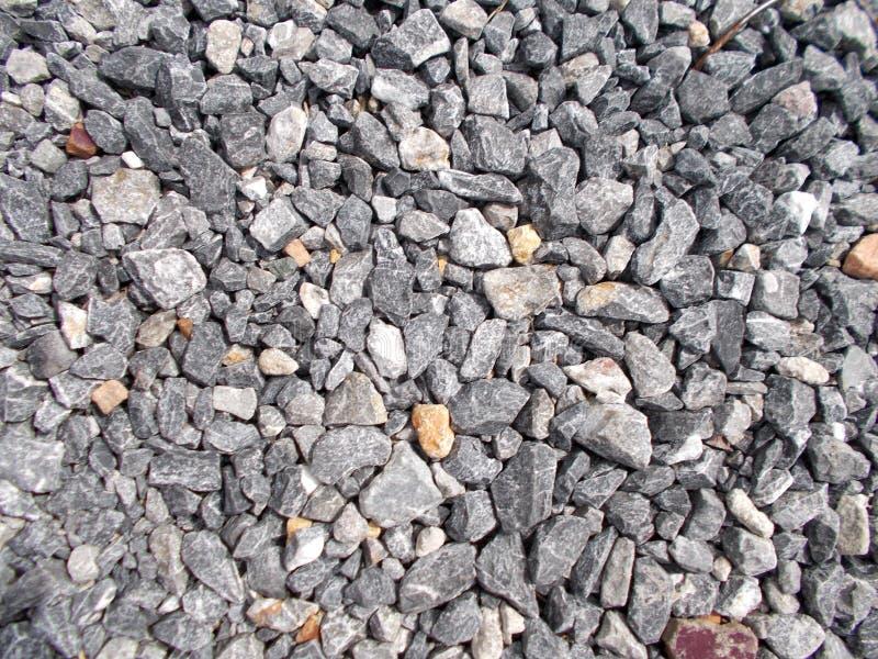 Roccia grigia e modello di pietra, ambiti di provenienza di struttura fotografia stock libera da diritti
