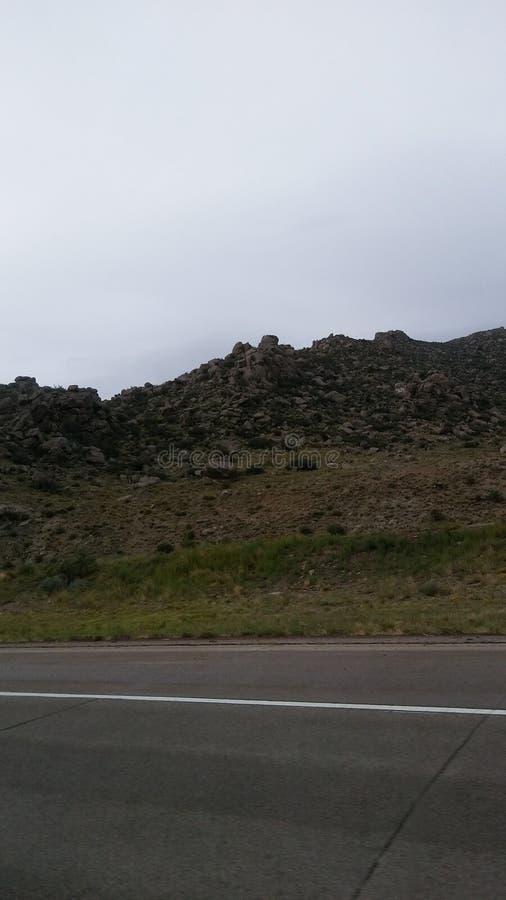 Roccia irregolare immagine stock