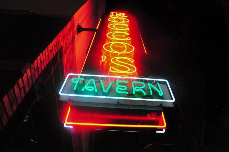 Rocco& x27; s-Taverne stockbilder