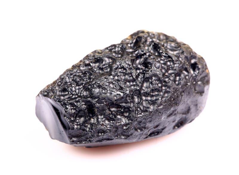 Rocha asteróide foto de stock