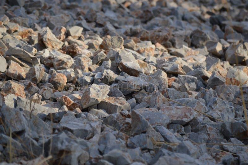 A rocha balança a escalada de pedra da textura imagem de stock