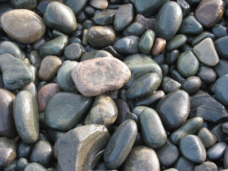 Rochas da natureza imagem de stock
