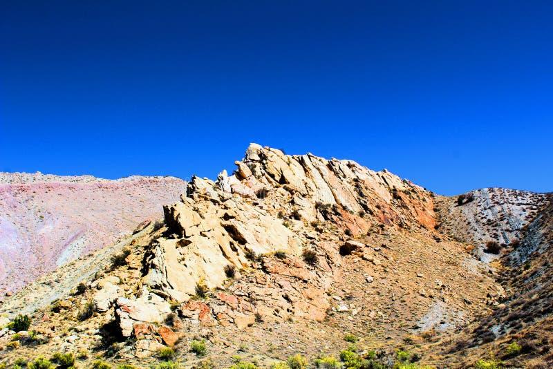Rochas do monumento nacional do dinossauro imagem de stock royalty free