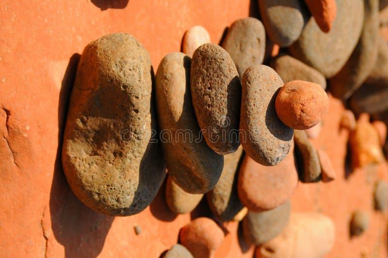 Rochas do zen imagem de stock royalty free