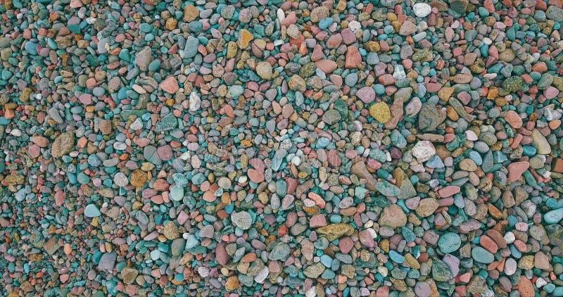 Rochas e gemas fotografia de stock royalty free