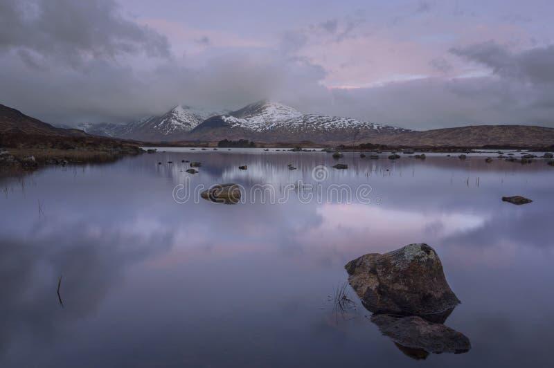 Rochas e montanhas imagens de stock royalty free