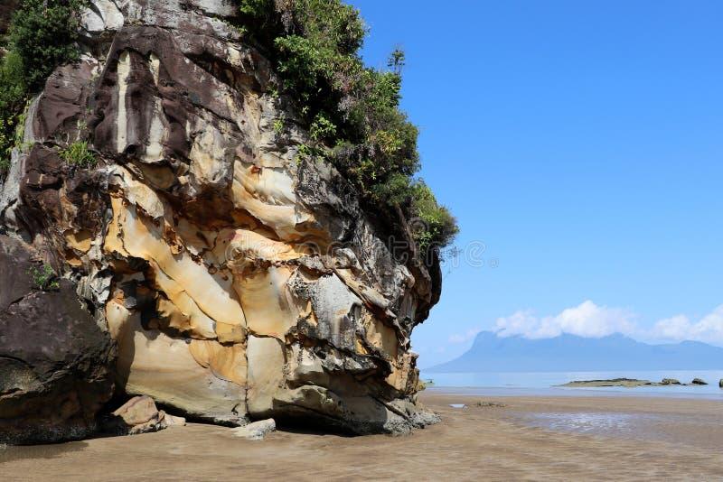 Rochas impressionantes - parque nacional de Bako, Sarawak, Bornéu, Malásia, Ásia imagem de stock royalty free