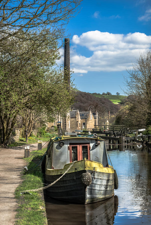 Download Rochdale Canal Stock Photo - Image: 40461475