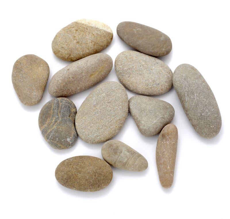 Roche en pierre photo libre de droits