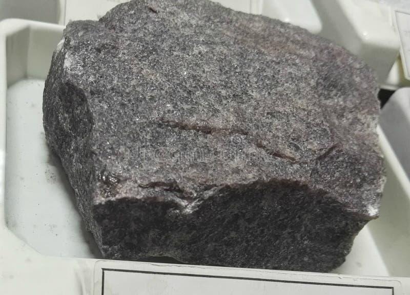 Roche sédimentaire de quartzite photos libres de droits