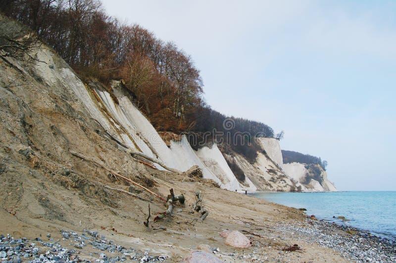 Download Roches De Falaise De Craie D'île De Rugen Au Parc National Jasmund Image stock - Image du baltique, tourisme: 76078581