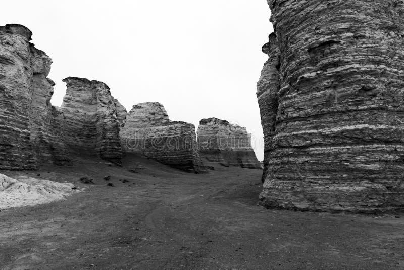 Roches de monument photographie stock libre de droits