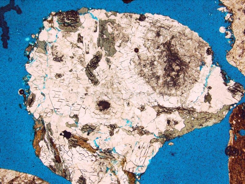 Roches et minerais de texture de fond photo stock