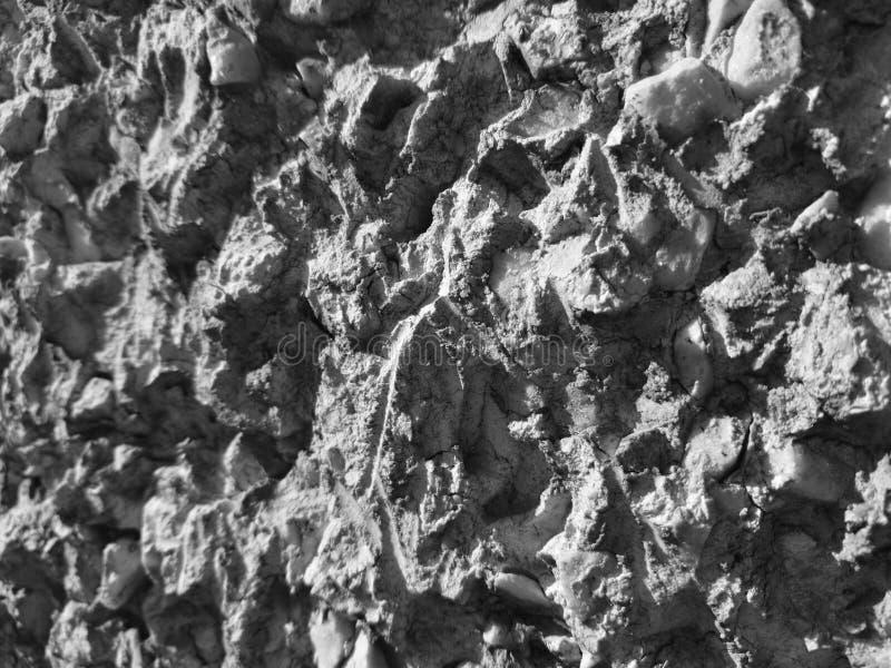 Roches grises image libre de droits