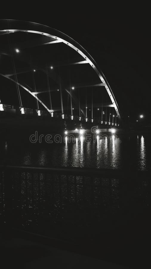 Rochester bridge royalty free stock images