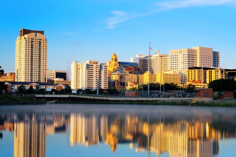Rochester, Minnesota Royalty Free Stock Image