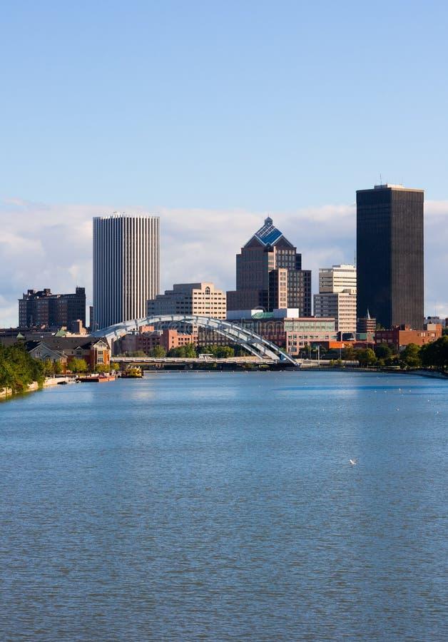 Rochester, Staat New York stockbild
