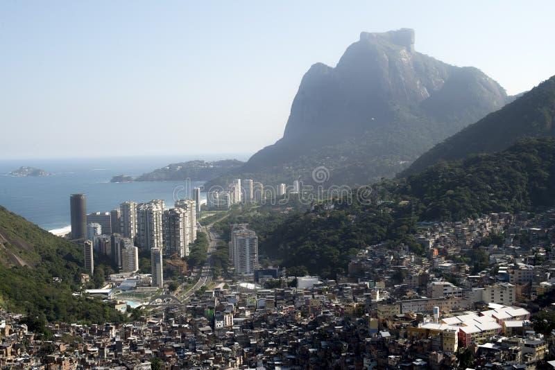 Rocinha lizenzfreies stockbild