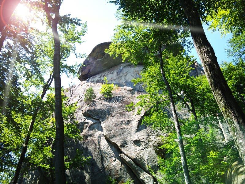 Rock 1 stock photo