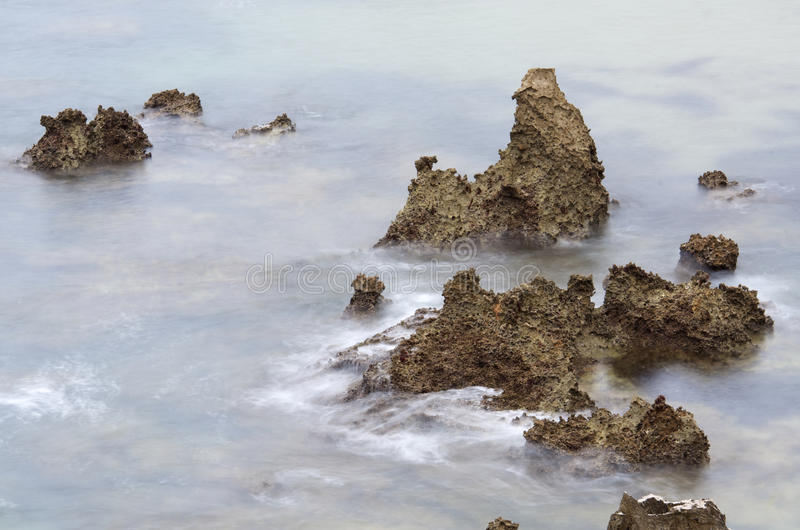 Download Rock stock image. Image of light, movement, rock, ocean - 21413799