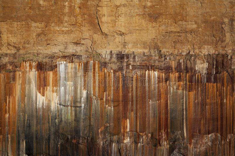 Rock Abstract royalty free stock photography