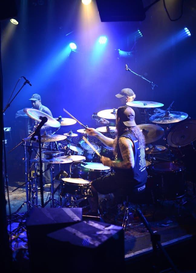 Rock Band royalty free stock image
