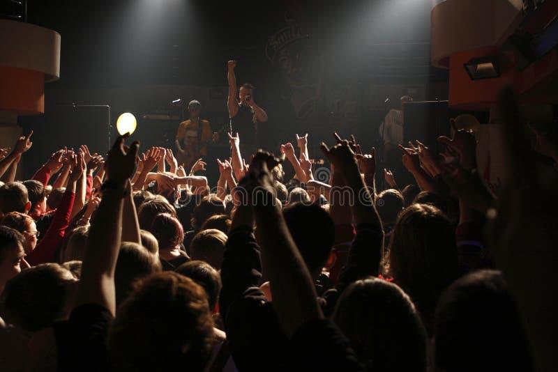 Rock band Pilot stock photos