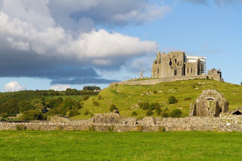 Download Rock of Cashel stock photo. Image of ireland, exterior - 21139316