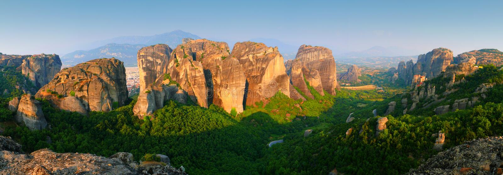 Download Meteora Stock Photography - Image: 29963552