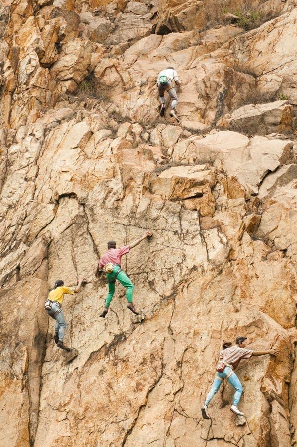 Free Rock Climbing Royalty Free Stock Photo - 14129865