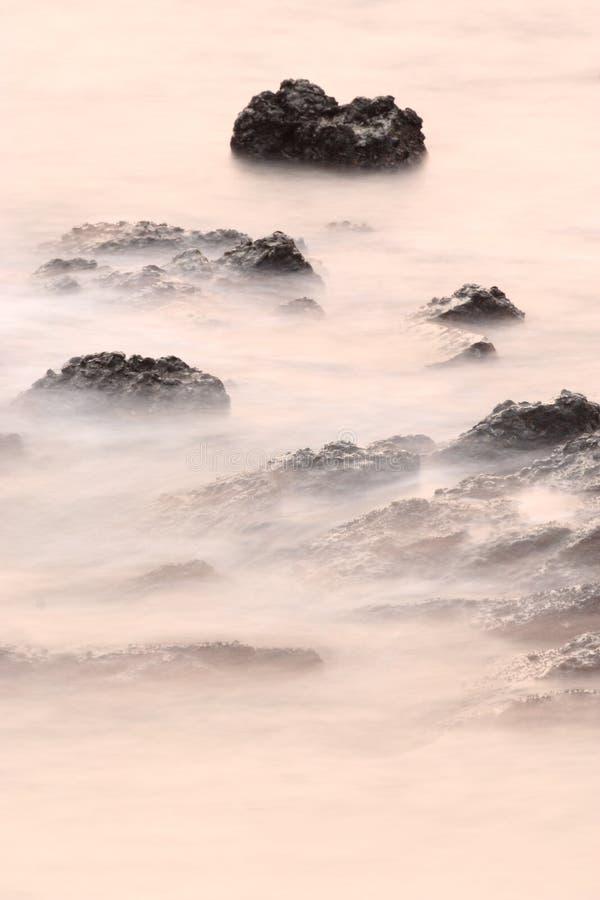 Download Rock coast background stock image. Image of dark, nature - 12481481