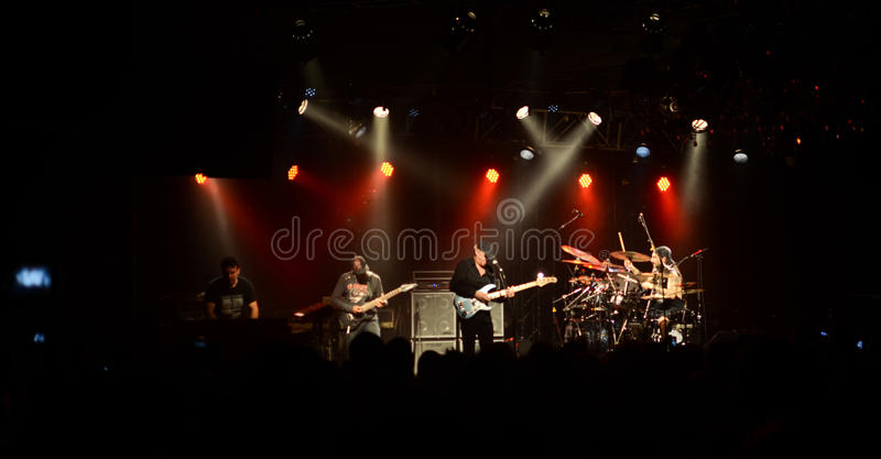 Download Rock Concert editorial photography. Image of instrument - 27399352
