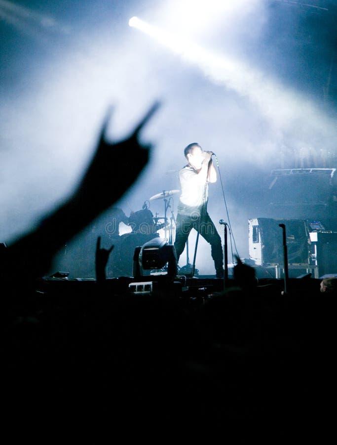 Download Rock concert stock image. Image of show, rock, scene, power - 4133453