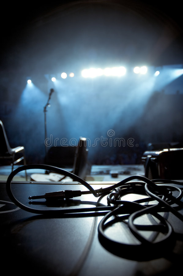Download Rock concert equipment stock photo. Image of clip, design - 5754920