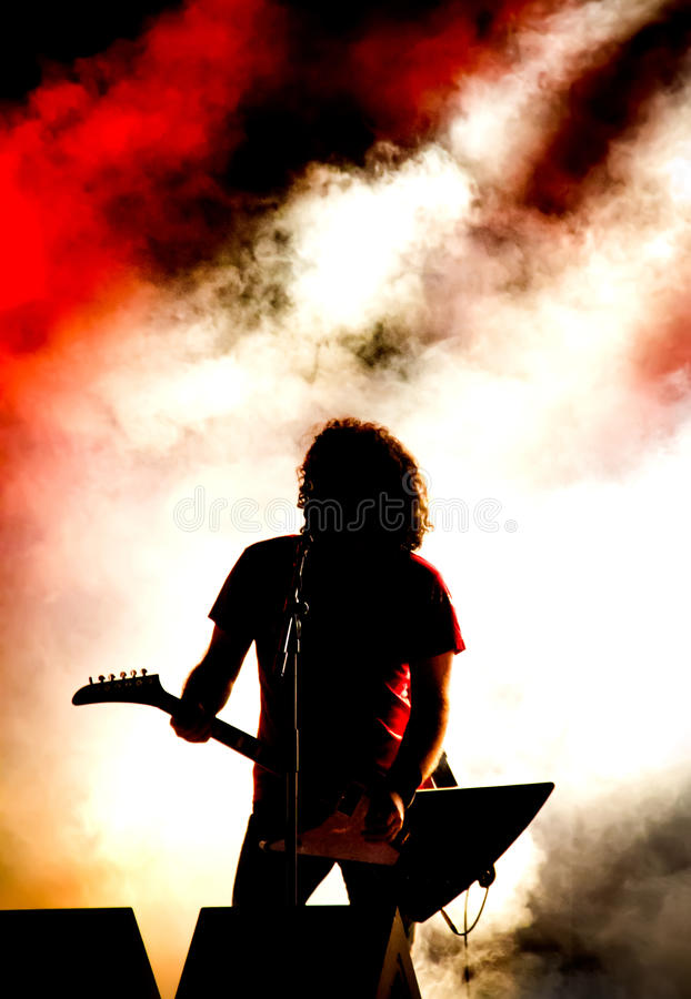Download Rock concert stock image. Image of musician, hard, entertainment - 32692875