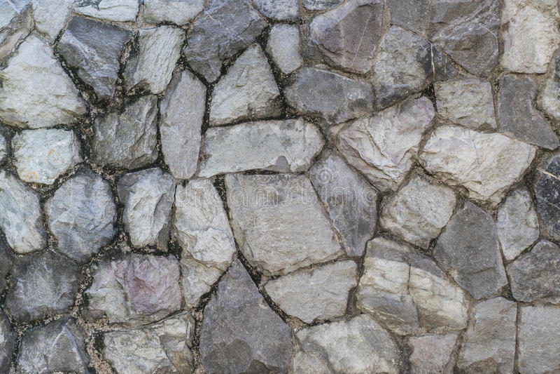 Rock concrete wall texture stock photo