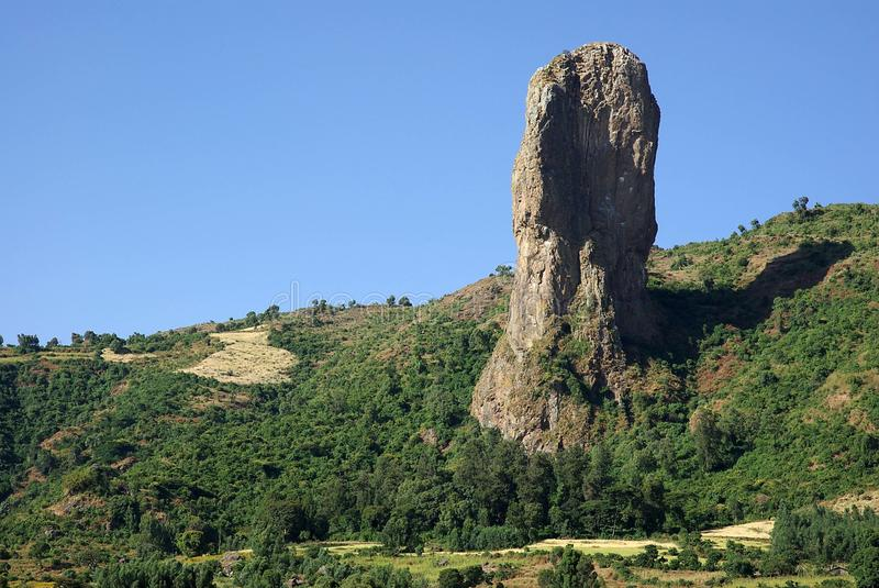 Download Rock in Ethiopia stock image. Image of meadow, field - 22630465