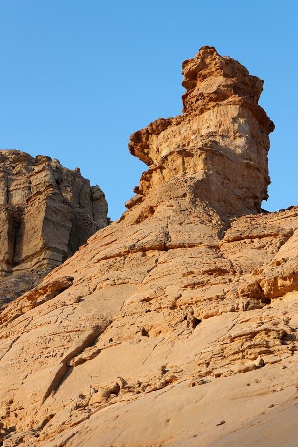Download Rock Finger In Stone Desert Stock Image - Image: 13250039